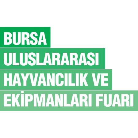 Bursa 14. Uluslararası Hayvancılık ve Ekipmanları Fuarı