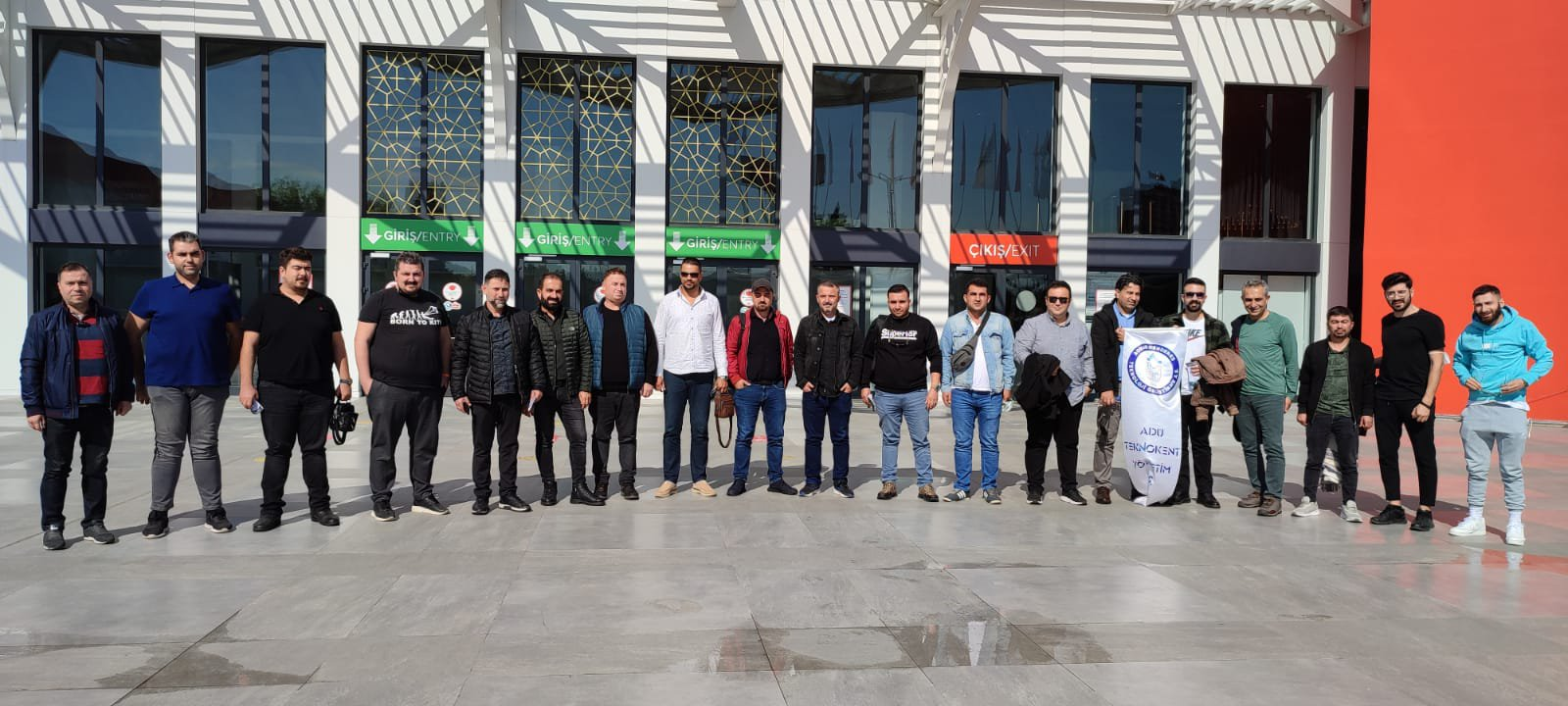 AYTO ÜYELERİ, İSTANBUL'DA SEKTÖRLERİNE YÖNELİK 2 FUARA KATILDI