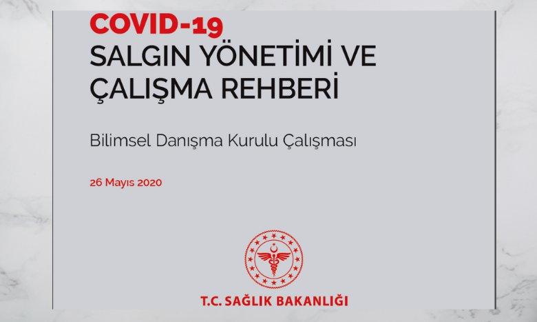 COVID-19 SALGIN YÖNETİMİ VE ÇALIŞMA REHBERİ