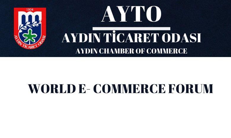 WORLD E- COMMERCE FORUM