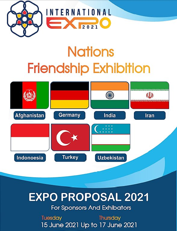 AFGANİSTAN NATIONS FRIENDSHIP EXHIBITION