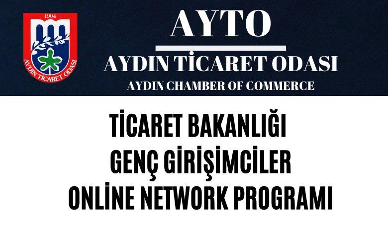 TİCARET BAKANLIĞI GENÇ GİRİŞİMCİLER ONLİNE NETWORK PROGRAMI