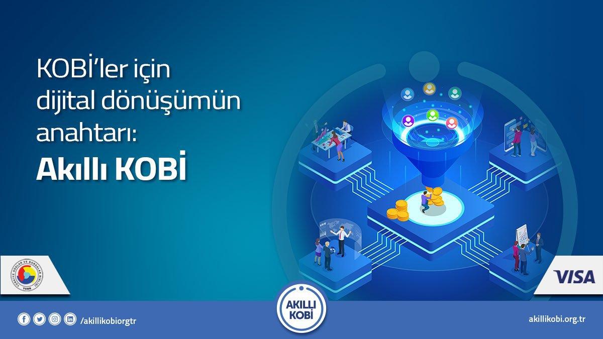 Akıllı Kobi Platformu hayata geçti