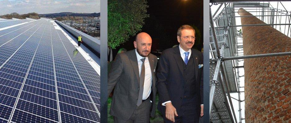 TOBB Başkanı Hisarcıklıoğlu'ndan AYTO'ya Büyük Destek