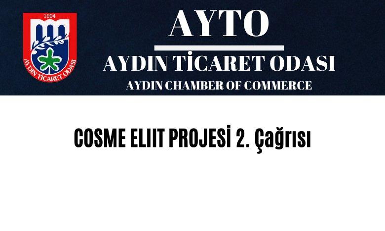 COSME ELIIT PROJESİ 2. Çağrısı