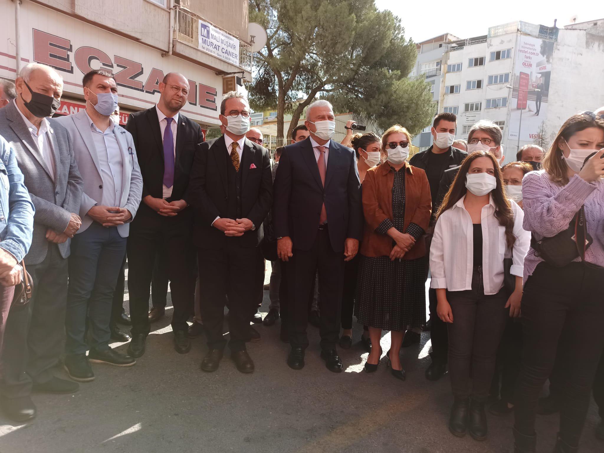 Odamız Meclis Başkan Yardımcısı Fatih Namık TALAY, Efeler Belediyesi Efeler Hanımevi açılış törenine katılım sağladı.