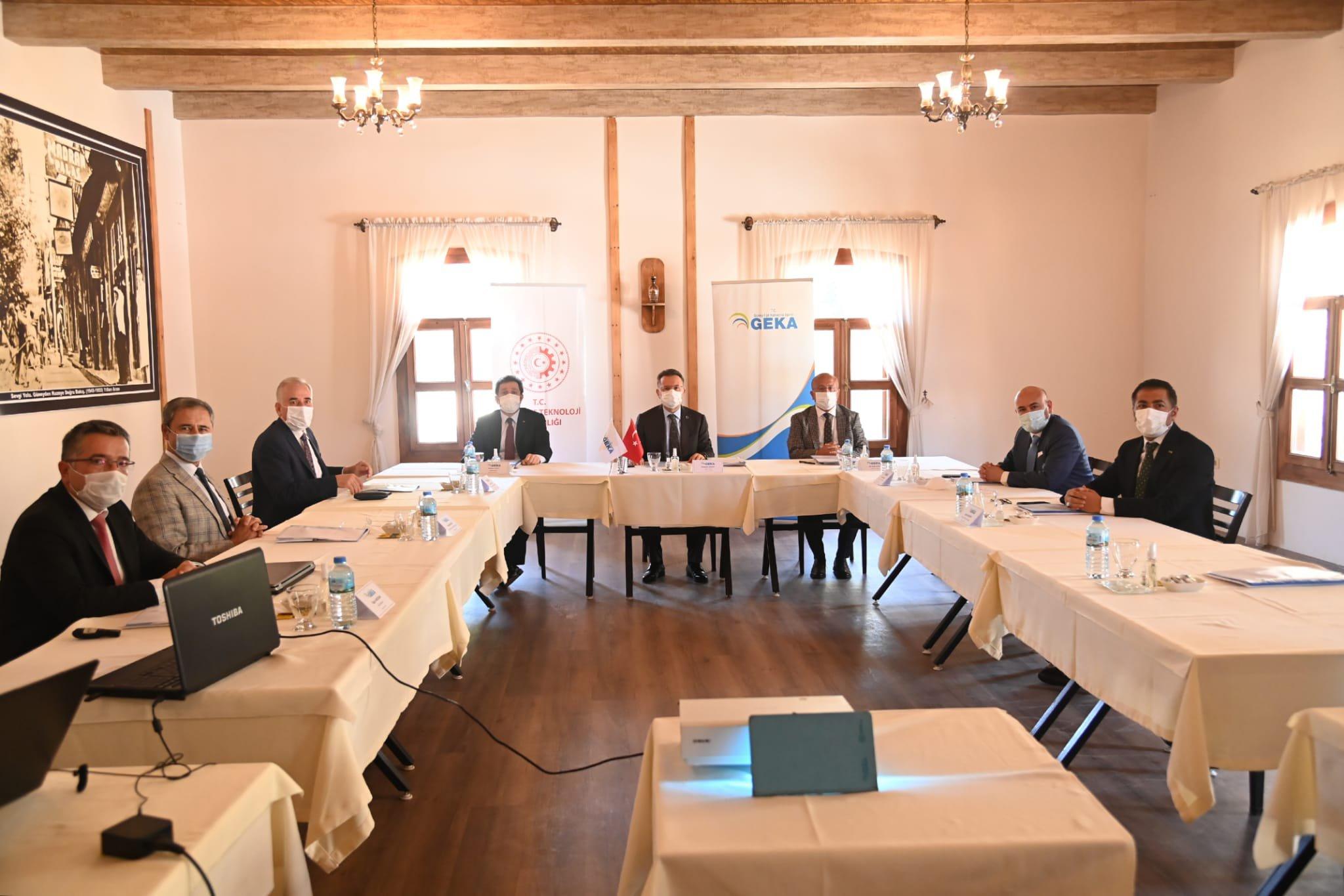 GEKA 141. Yönetim Kurulu Toplantısı