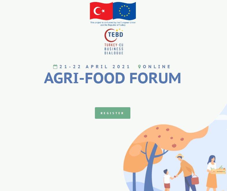Tarımsal Gıda Forumu (Webinar – İnternet Üzerinden)
