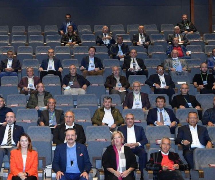 Oda ve Borsa Meclis Başkanları İstişare Toplantısı