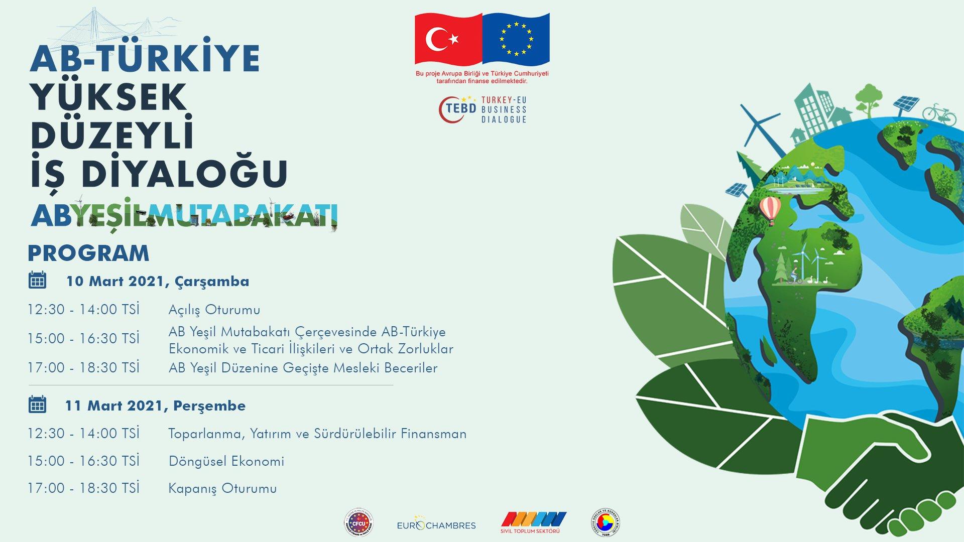 Türkiye-AB Yüksek Düzeyli İş Diyaloğu