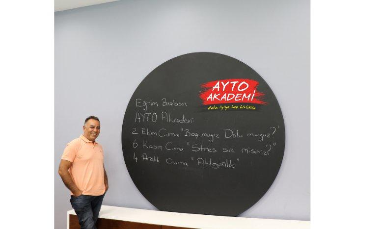 AYTO Akademi'de onlıne eğitimler başlıyor…